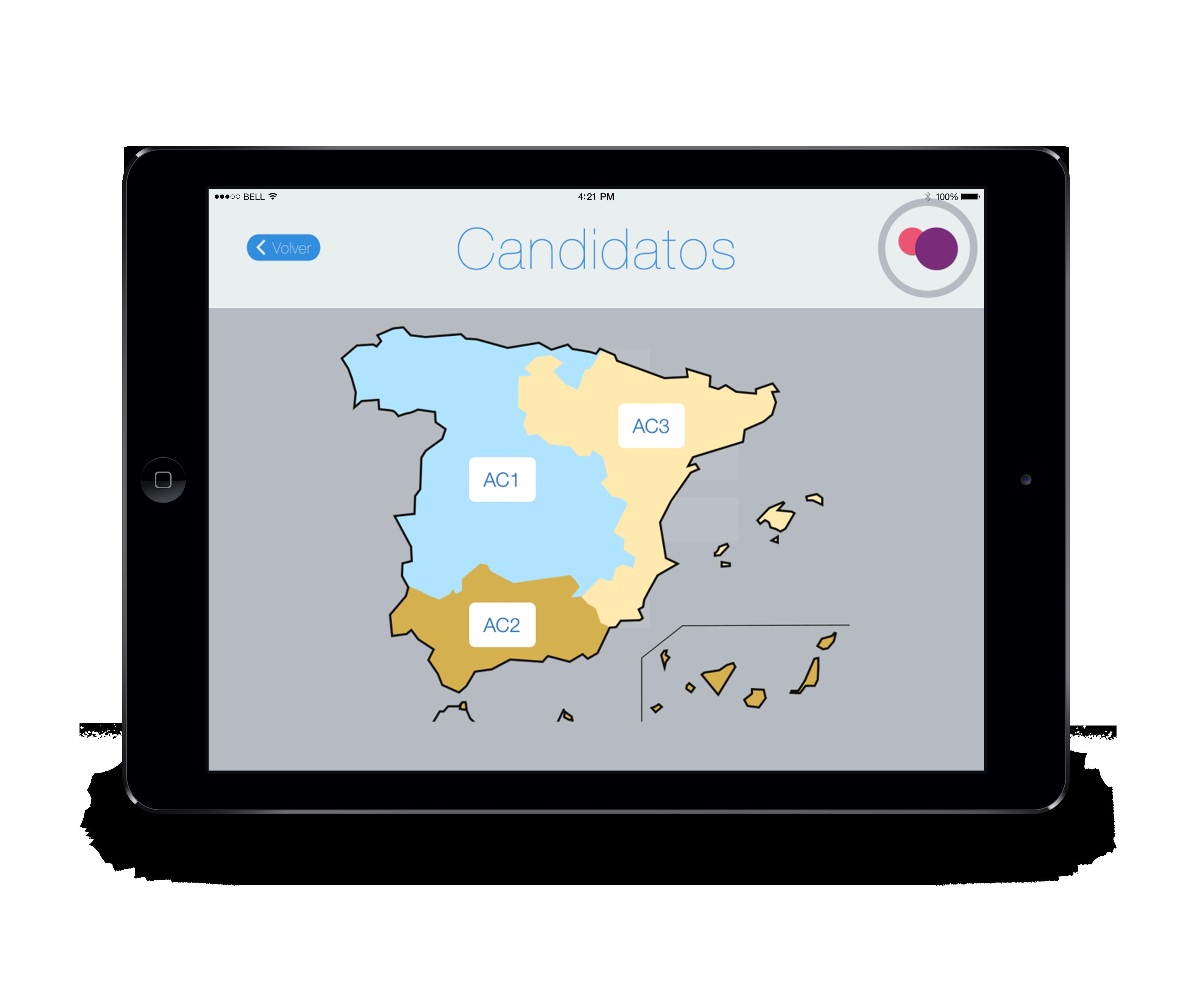 App curso Comunicación de alto impacto industria farmacéutica