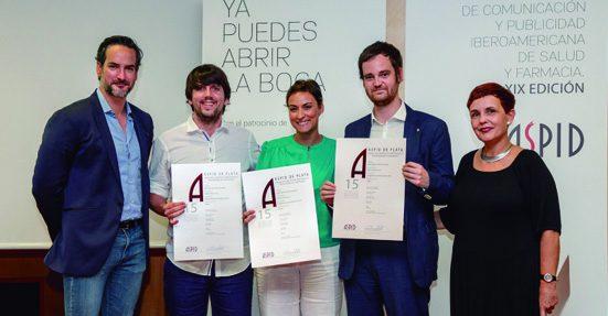 Premio ASPID Plata 2015
