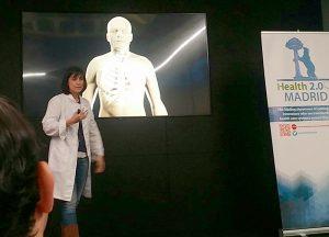 Comunicación médico-paciente: Human atlas 3D anatomía