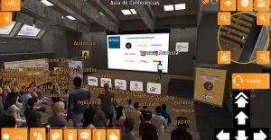 The Education District, interacción, formación. Inneva Pharma