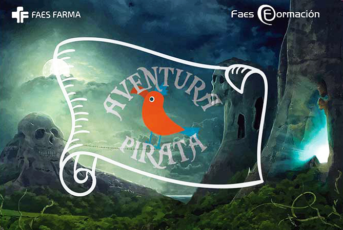 Gamificación Pirata Inneva Pharma formación y ventas