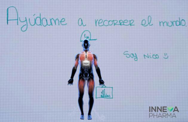Nico en 3D y la viralidad
