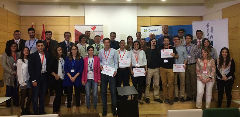 Inneva Pharma en Hackathon, app seleccionada en el concurso de ideas innovadoras salud
