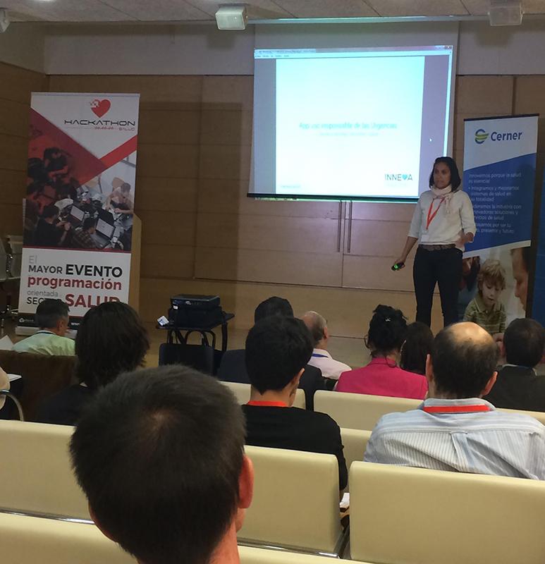 Inneva Pharma en Hackathon: app ganadora premio Cerner