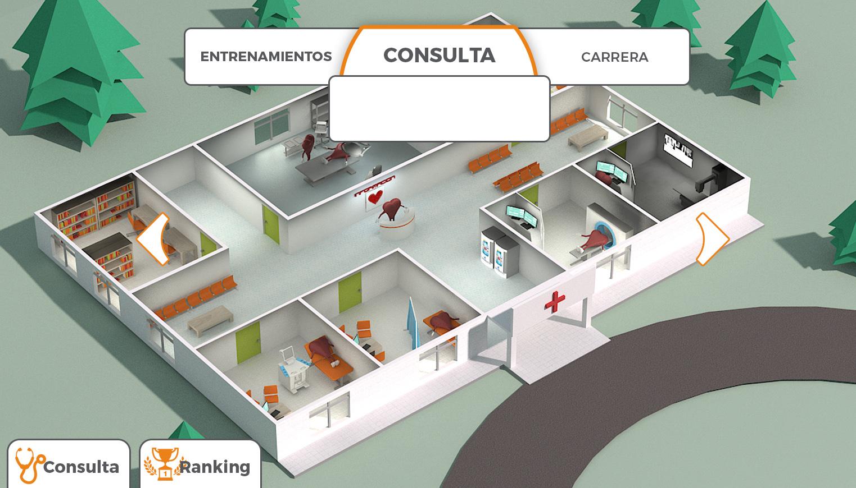 App Ponte a Prueba Hospital Inneva Pharma