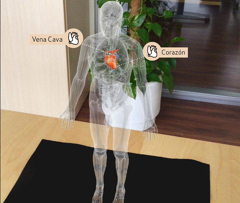 Realidad aumentada, una nueva lente para mirar el mundo… de la salud