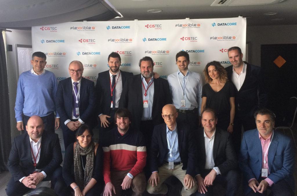 Participantes en JIT 2018 Tecnología para las personas