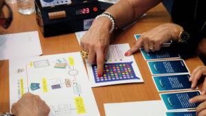 gamificación a gran escala aprendizaje basado en juego