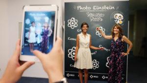 gamificación a gran escala photocall realidad aumentada