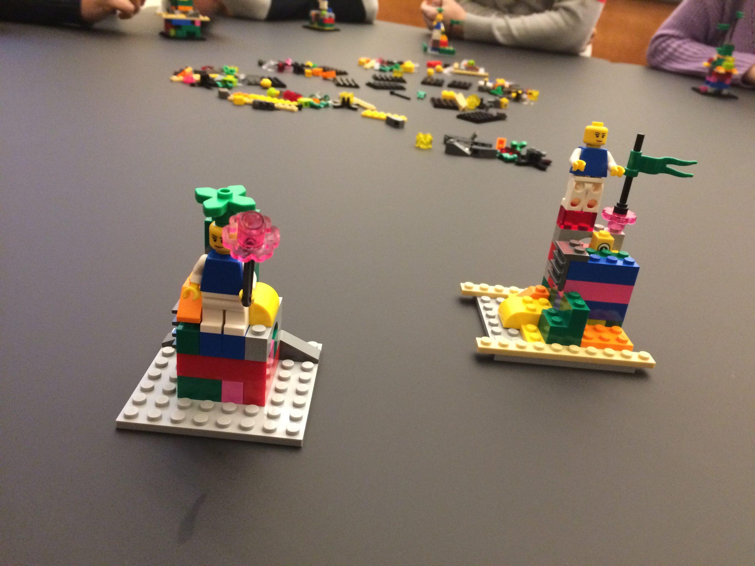 metodología LEGO® Serious Play®