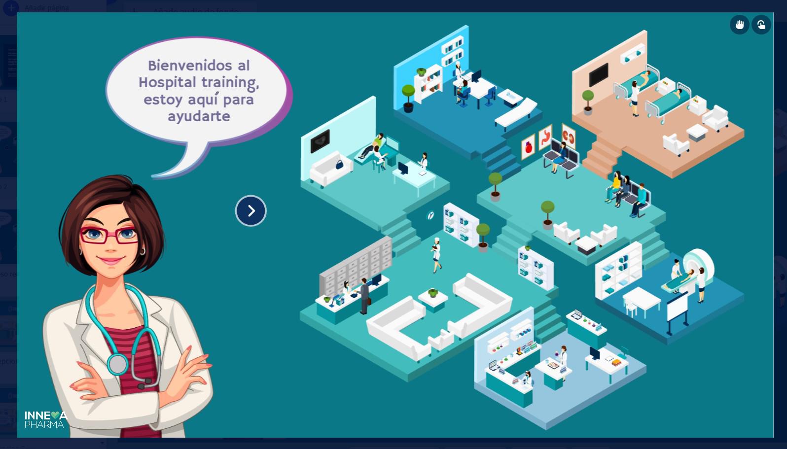 alternativas digitales reuniones entorno 3D formación Leaning World